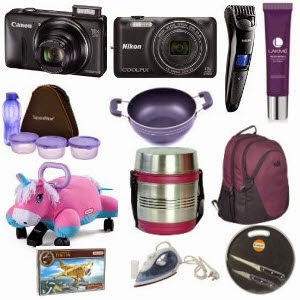 Amazon Deal of the Day, Nikon Coolpix S6600 Camera at Rs.10599, Canon SX600 Camera Rs.11899, Philips Trimmer, Ray-Ban Aviator sunglasses & more