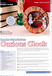 I&#39;ve been published: Craft Stamper Magazine issue march 2012, page 78