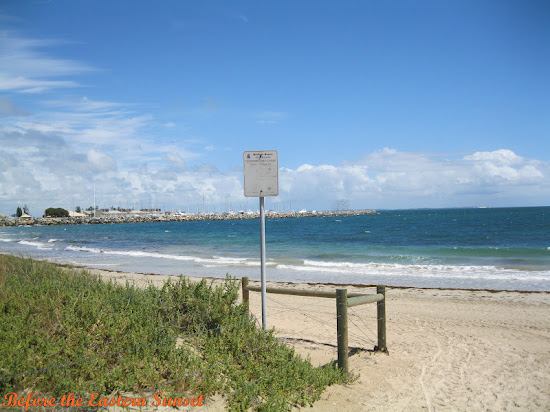 Fremantle City Round House - Bathers Bay beach