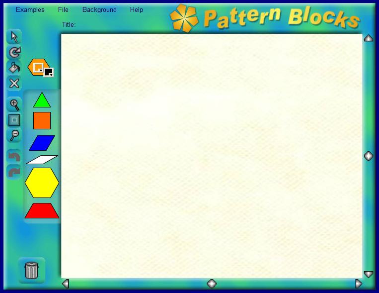 Pre School Worksheets : pattern block angles worksheets Pattern ...