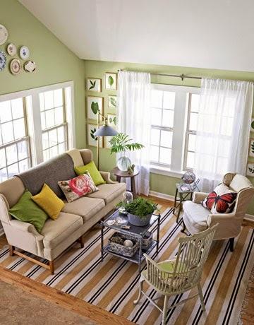 Bisik Bisik Int N Dekorasi Rumah Ruang Tamu