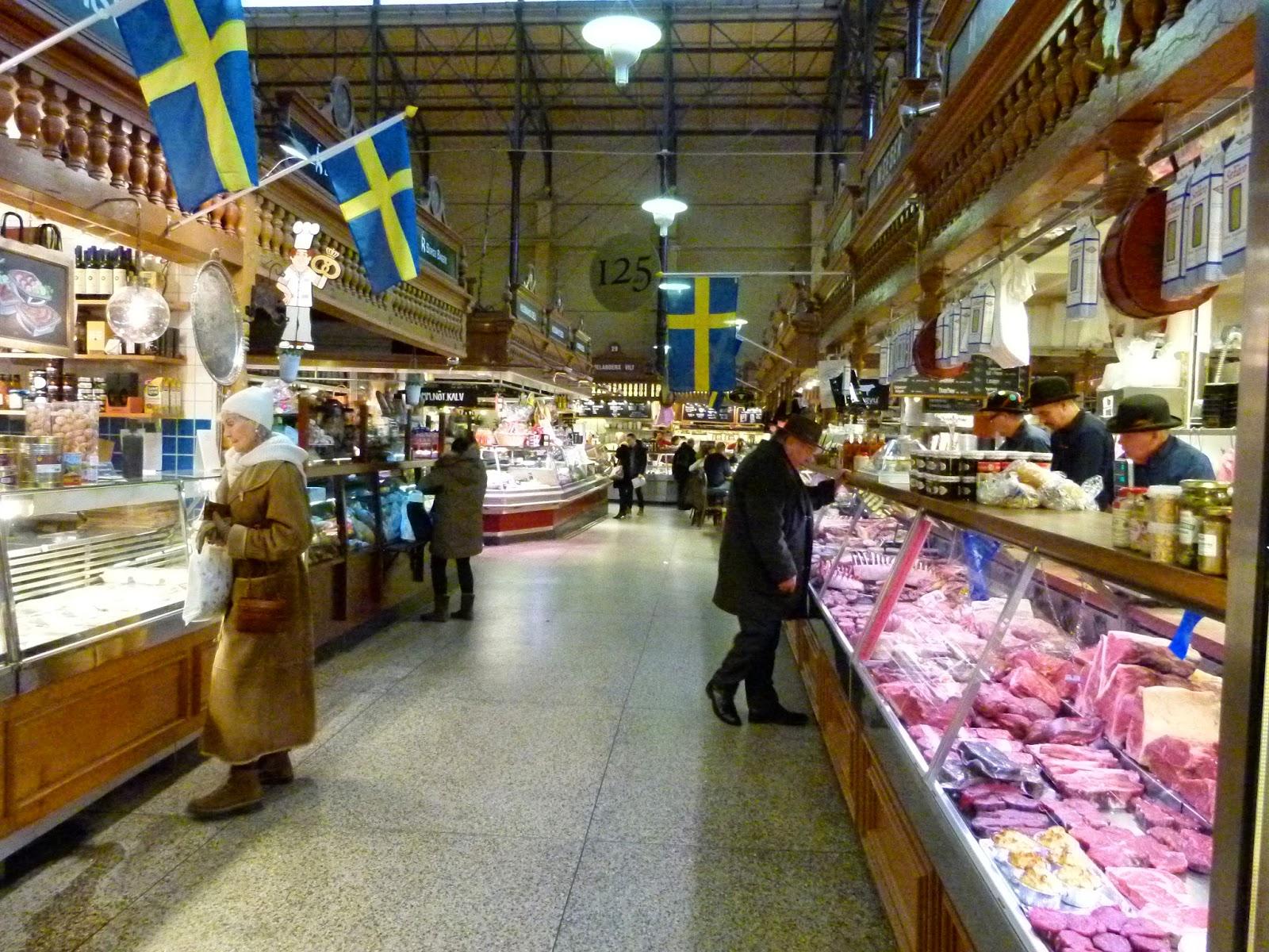 östermalm's saluhall stockholm