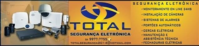TOTAL SEGURANÇA ELETRÔNICA