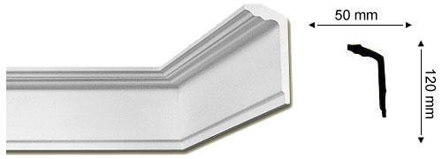 Sanca Nomastyl GT - 13 cm de largura