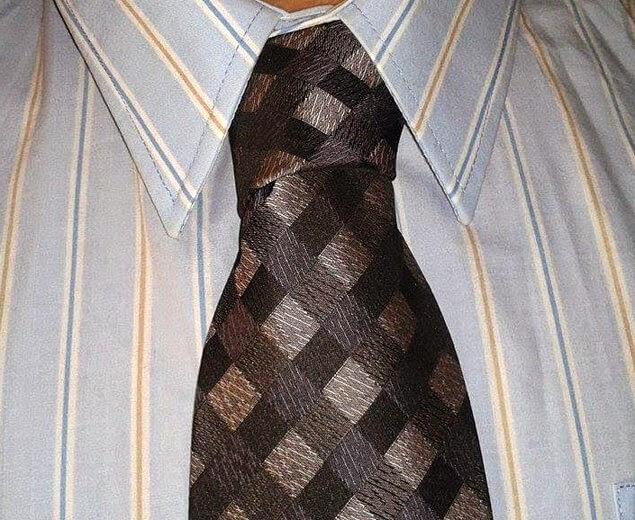 Kaklaraiščio mazgas Nr.4