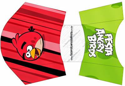 Esta es para patatas o papas fritas de Angry Birds.