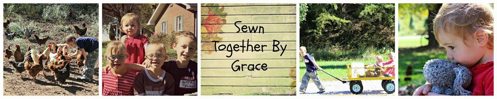 Sewn Together By Grace