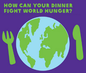 Help fight hunger with Oxfam and World Food Day