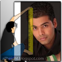 Karan Johar Height - How Tall