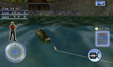 Bass Fishing 3D Free