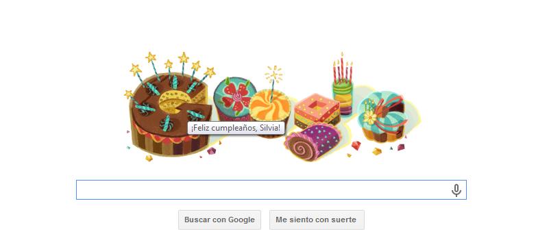 Gracias, Google
