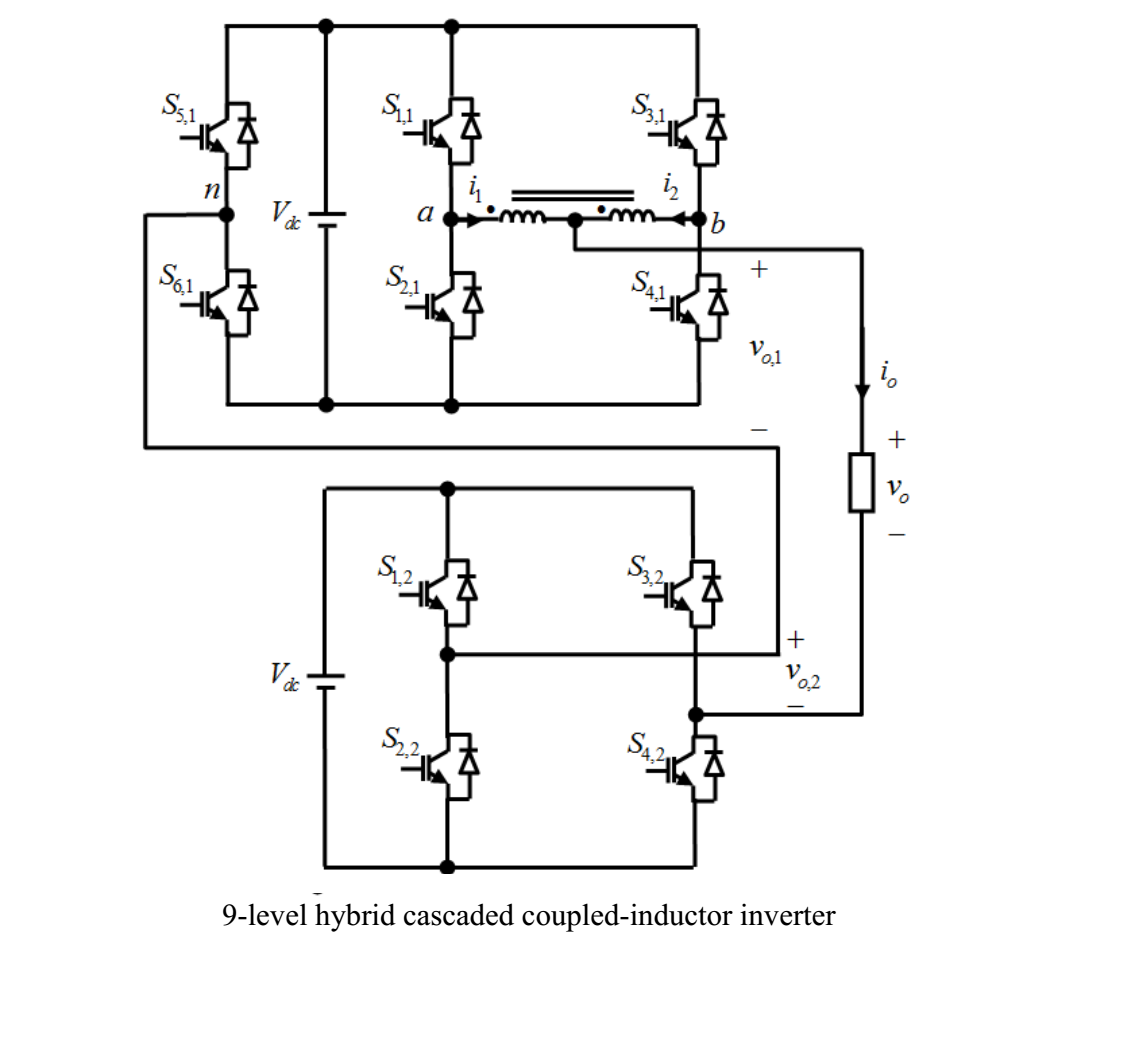 Emerging Technologies A New Hybrid Multilevel Inverter Based On Circuit Diagram Youtube Try Watching This Video Youtubecom Or Enable Javascript If It Is Disabled In Your Browser