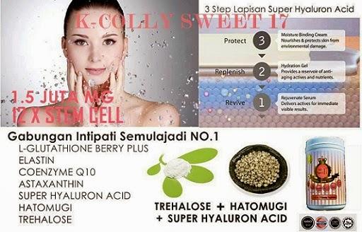 K Colly Collagen Harga E-Online Store NNIZ Ca...
