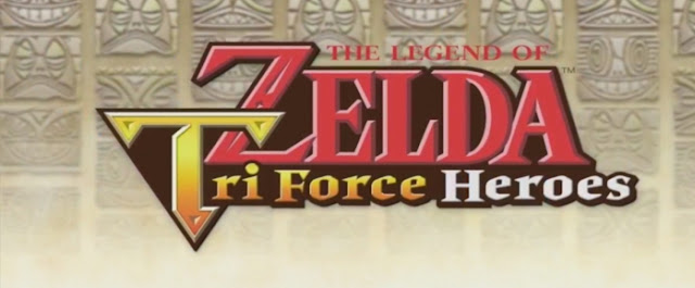 Zelda Triforce: Heroes 1