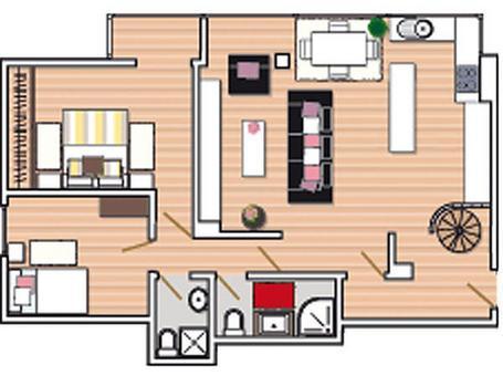 Planos de casas modelos y dise os de casas imagenes de for Disenar habitaciones online 3d