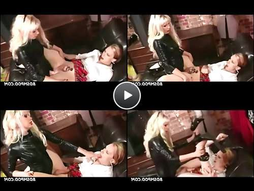 sissy strapon porno video
