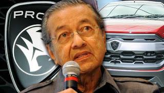 Kerajaan penyebab harga kereta Proton mahal