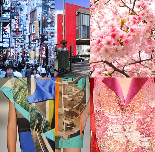 a moda origami_SPFW_verão 2013_triton_referencia_estampa_tóquio_são paulo_sakura