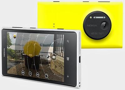 Nokia Lumia 1020 precio