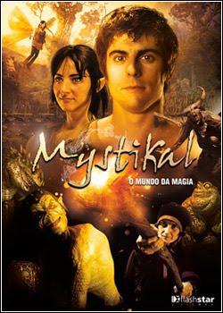 Mystikal – O Mundo da Magia Dublado