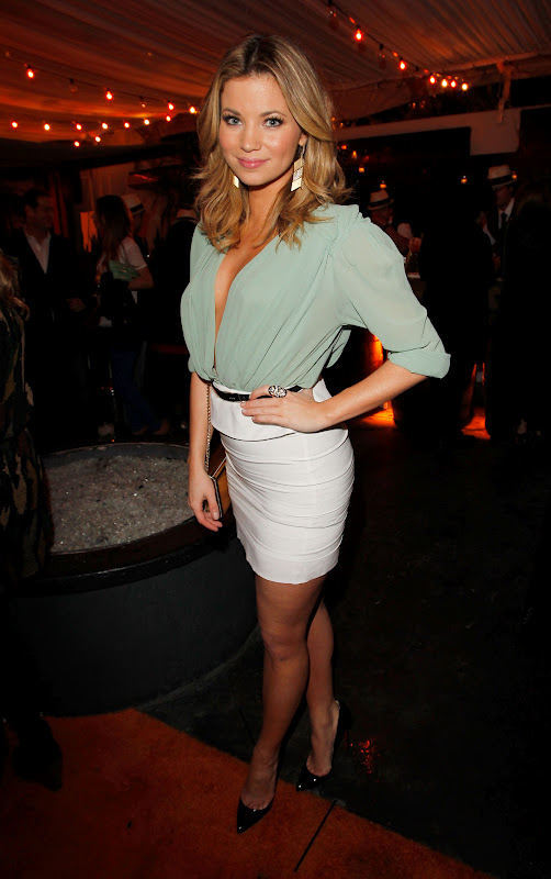 Amber lancaster amberlancaster at the launch of caliche rum in