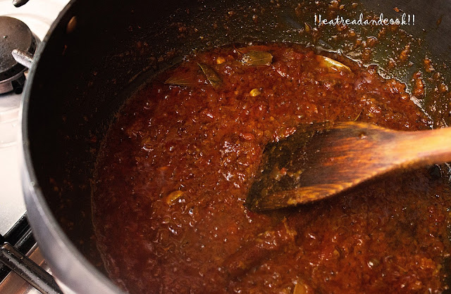 how to make bengali style rajma curry recipe