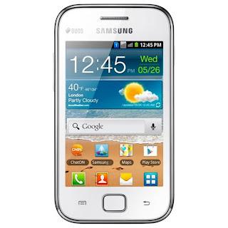 Harga Samsung  Galaxy Ace Duos S6802 Terbaru dan spesifikasi komplit