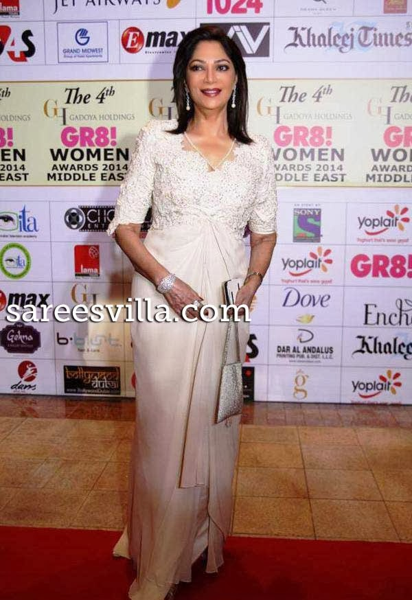 Simi Garewal at 4th Gadoya Holdings Gr8! Women Awards