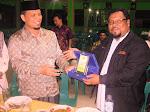 Dirai Kepala Kantor Wilayah Kementerian Agama Propnsi Acheh, Indonesia, Drs H. Ibnu Sa'adan, M.Pd.