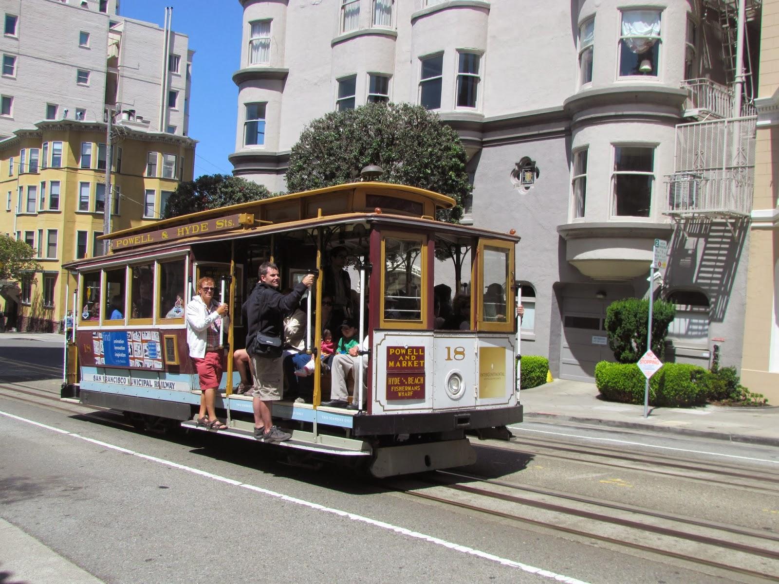 Sporvogn i San Francisco