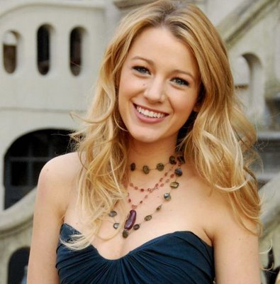 Blake Lively Model on Blake Lively In New Hair Look