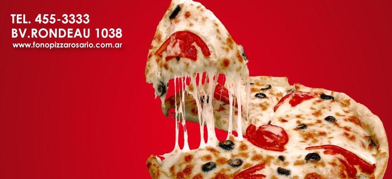 Fono Pizza - Pizzas - Empanadas - Sandwiches