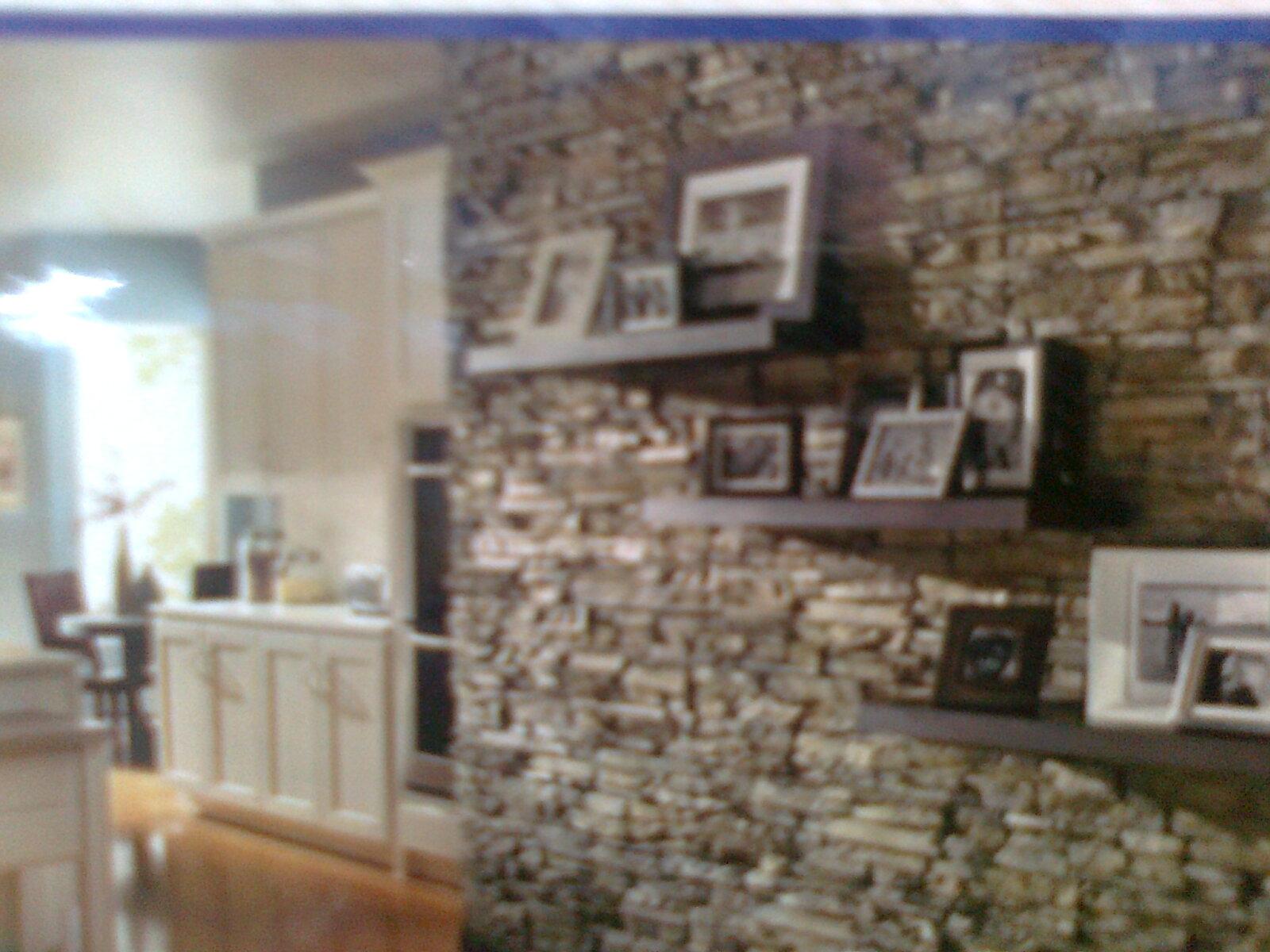 stonesartnet batu alam interior dengan batu alam