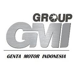 Logo PT Genta Motor Indonesia