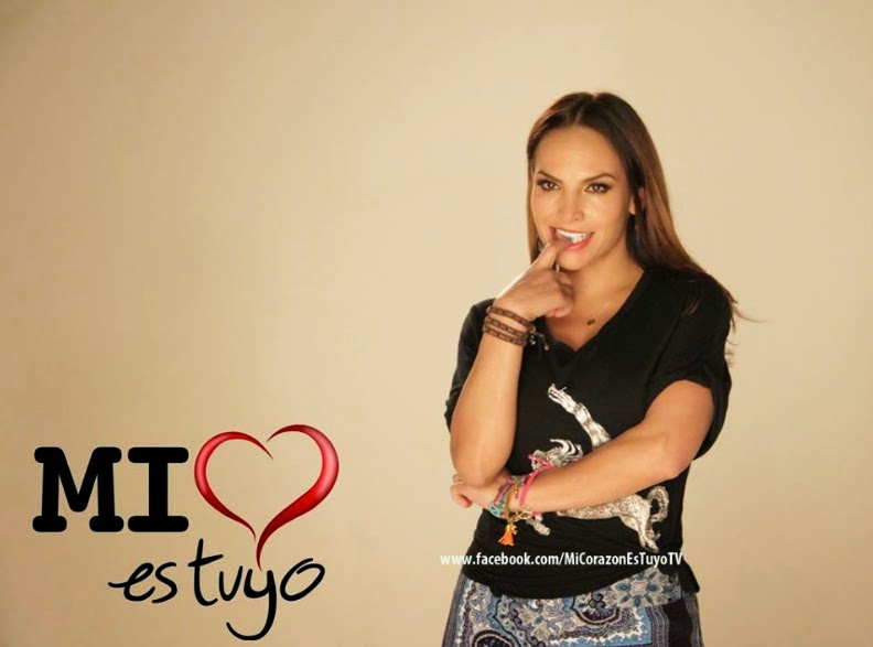 Mi Corazón Es Tuyo-Televisa 2014