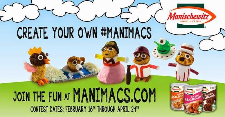 macaroons Enter #MANIMACS Contest From Manischewitz