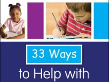 33 Ways to Help with Writing by Raewyn Hickey
