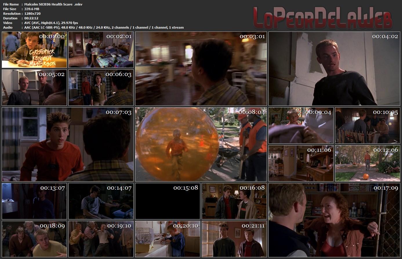 Malcolm el de en medio | Temporadas 1 - 6 | 720p Latino | MG