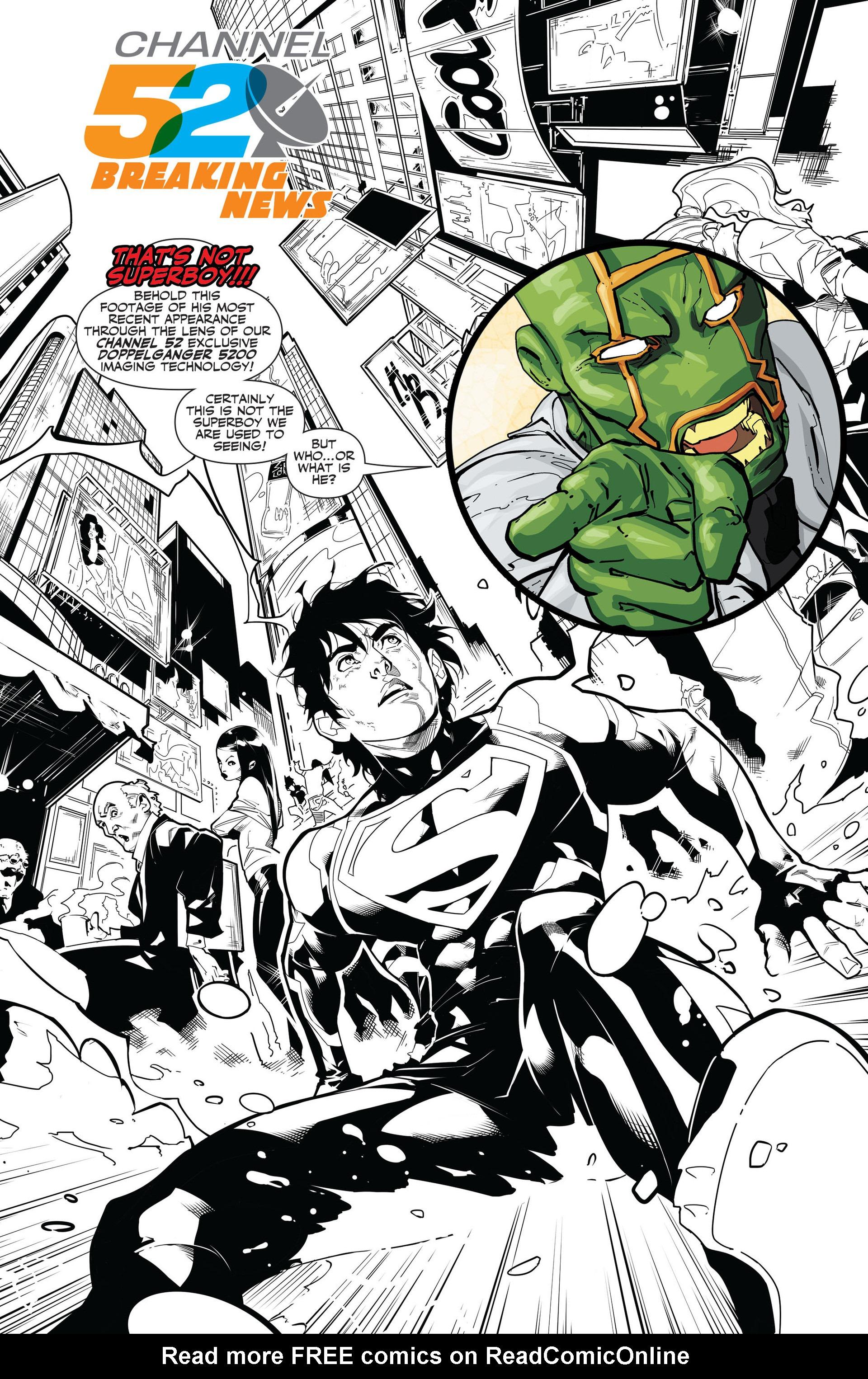 Supergirl (2011) Issue #29 #31 - English 22
