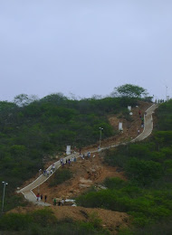 Trilha do Monte de Santa Luzia