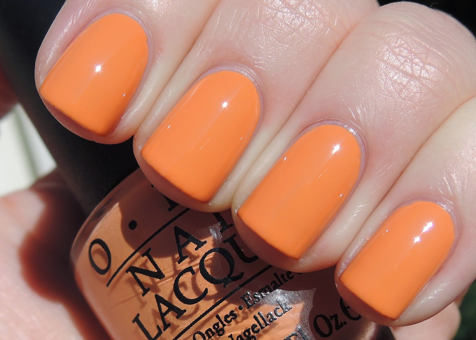 OPI Is Mai Tai Crooked?