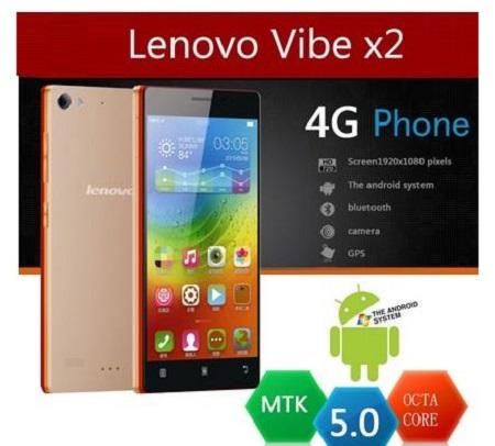Harga Hp Lenovo Vibe X2 Android Terbaru dan Spesifikasi