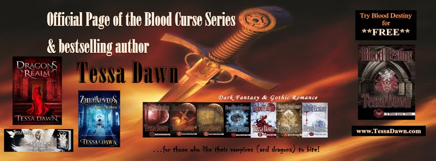Blood Curse Series