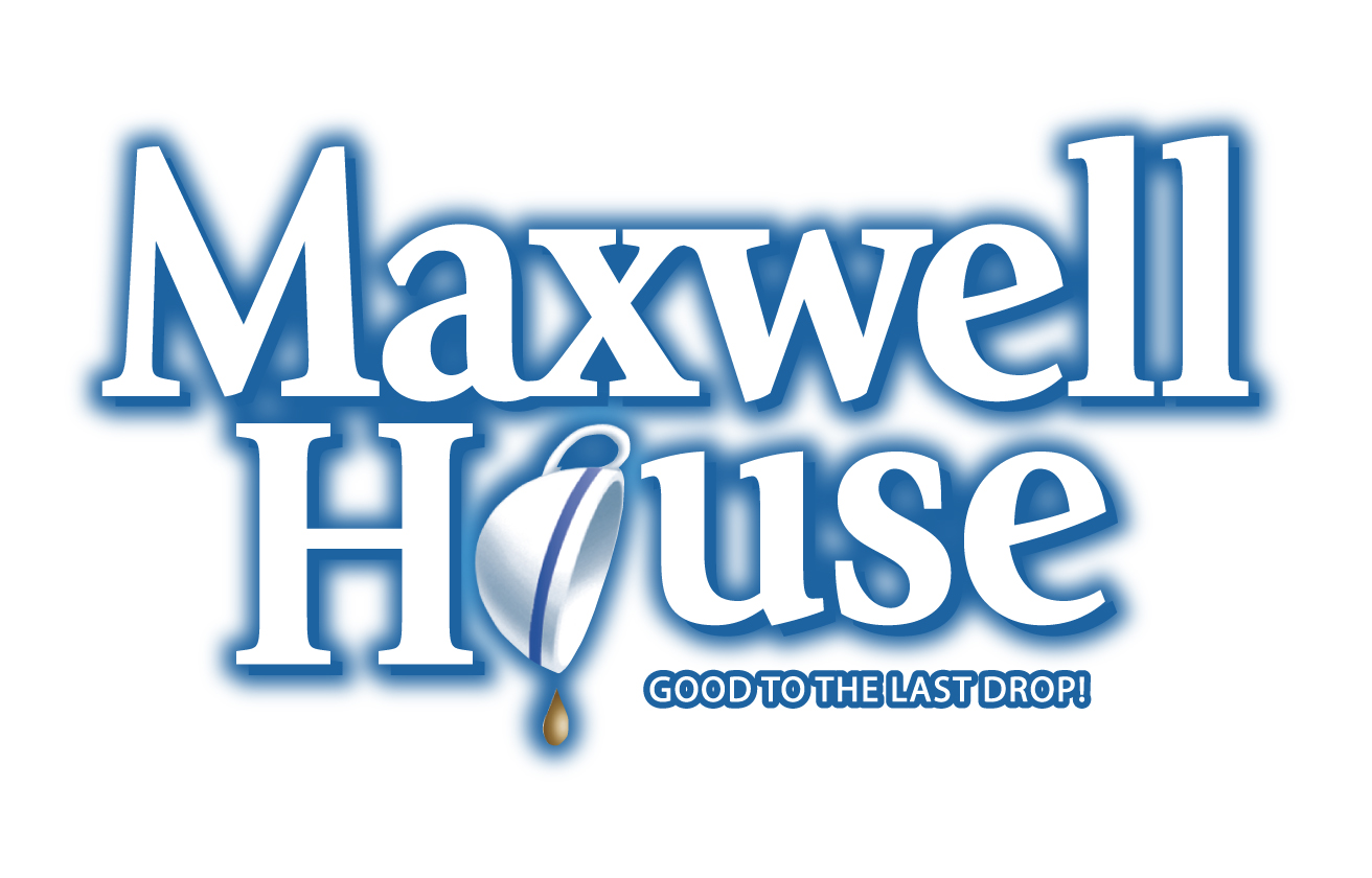 History Of All Logos All Maxwell House Logos
