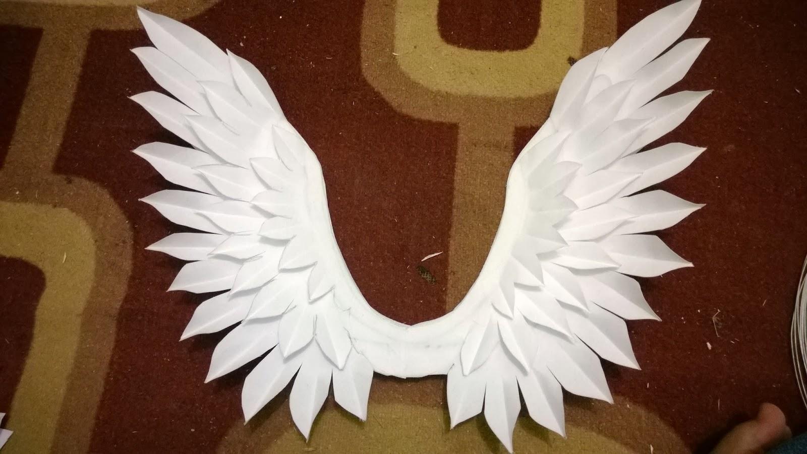 Type Sayap Malaikat Hitam...