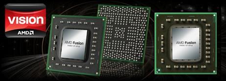 AMD Fusion APUs Daya Rendah