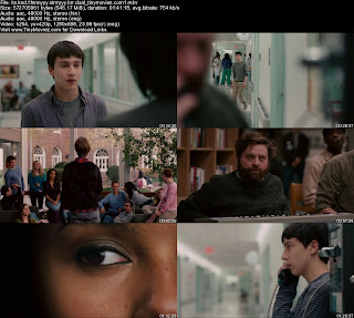 It's Kind Of A Funny Story (2010) 720p BRRip Dual Audio 550MB