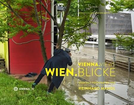 BUCH-TIPP: WIEN: WIEN.blicke - Stadtbild-Fotografien von Reinhard Mandl
