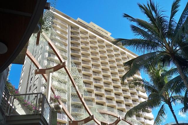 Hula Rate Room Waikiki View