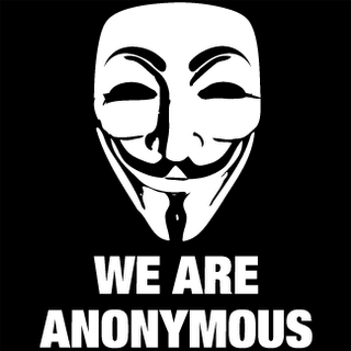 Hacktivist group takes down websites, publishes names.